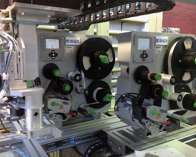 Modulo - Label Applicator - printers