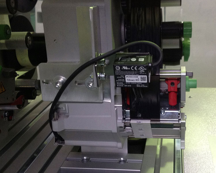 Modulo - Label Applicator - Barcode on Printer