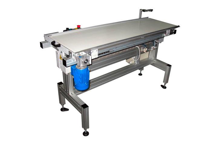 Flat Belt Conveyor Outfeed - Mesh Belt Reflow Oven