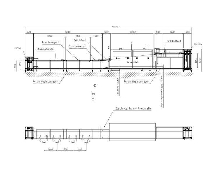 Soldering Line - solution 1