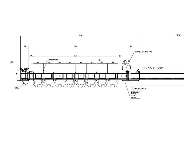 Soldering Line - solution 17